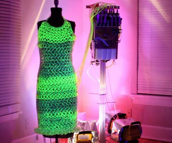 Fluid Filled Dress: Mind Blown, Head Tripping