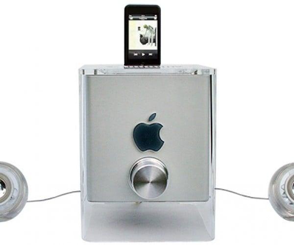 g4 cube speaker