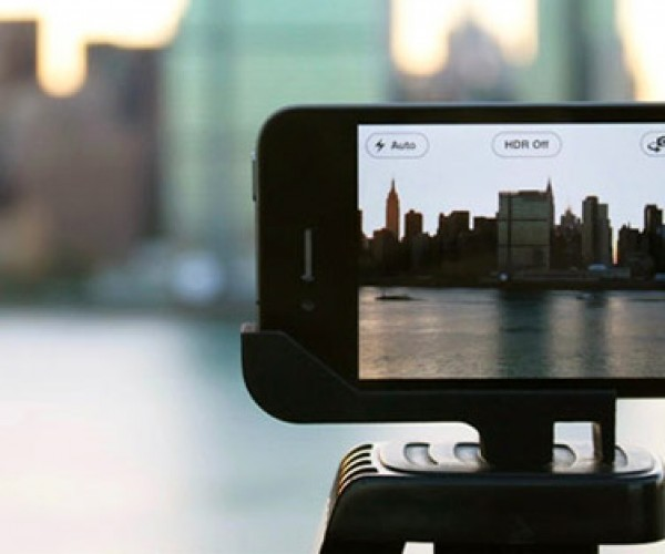 Glif iPhone 4 Tripod Mount: the Best $20 Piece of Plastic Your Money Can Buy