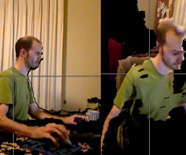 Hacking Kinect: 3D Model Capture