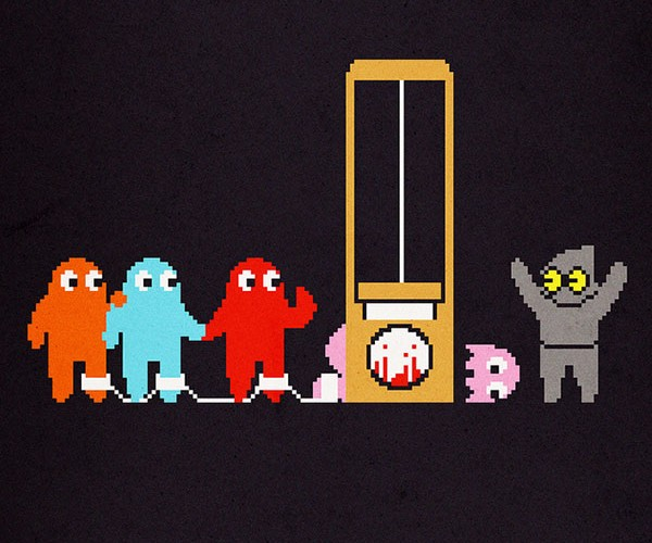 The Gruesome Event Leading to Pac-Man