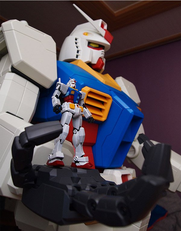 hy2m gundam 1 12th scale replica 1