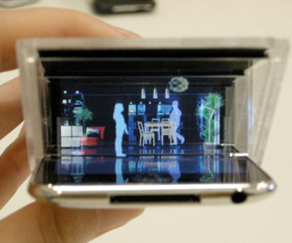 I3dg Turns iPhone Into 3d Display