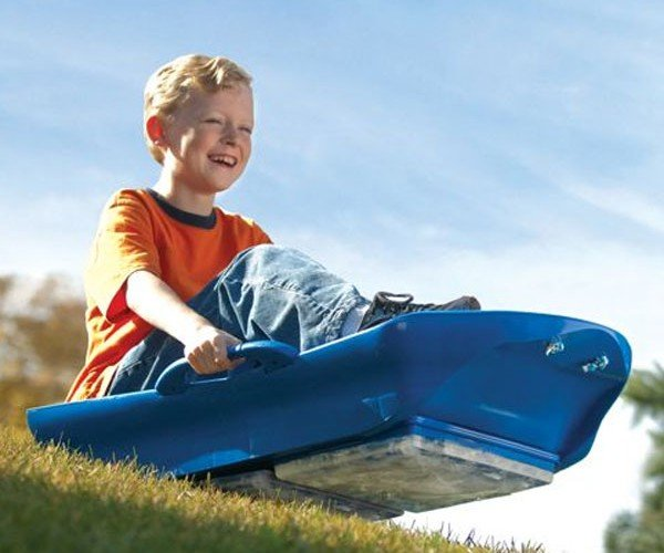 Year-Round Sled is Perfect for Warm Weather