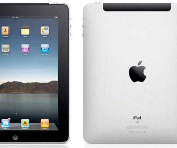 Geeks in Uk Get Holiday iPad Deal