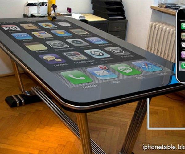 Table Connect for iPhone Really Changes Everything