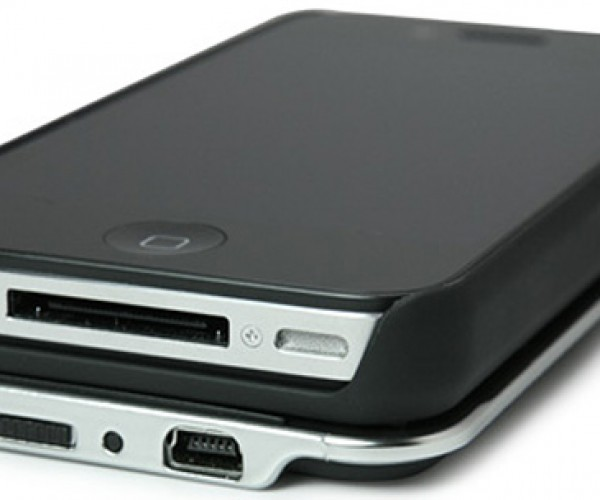 keyboard buddy iphone 4 case 2