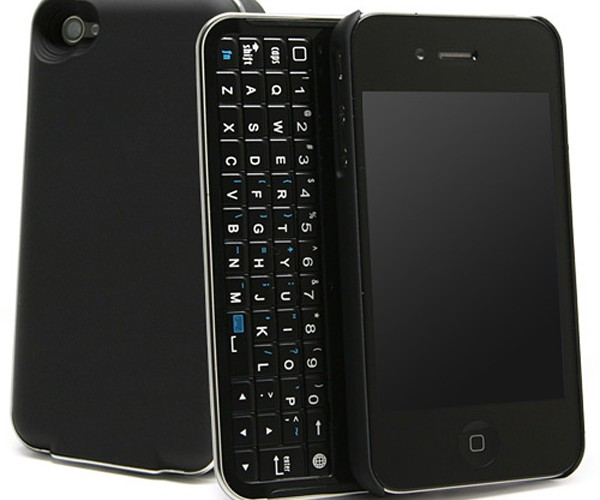 keyboard buddy iphone 4 case 4