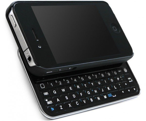 Keyboard Buddy Turns Your iPhone 4 Into the Droid You were Looking for