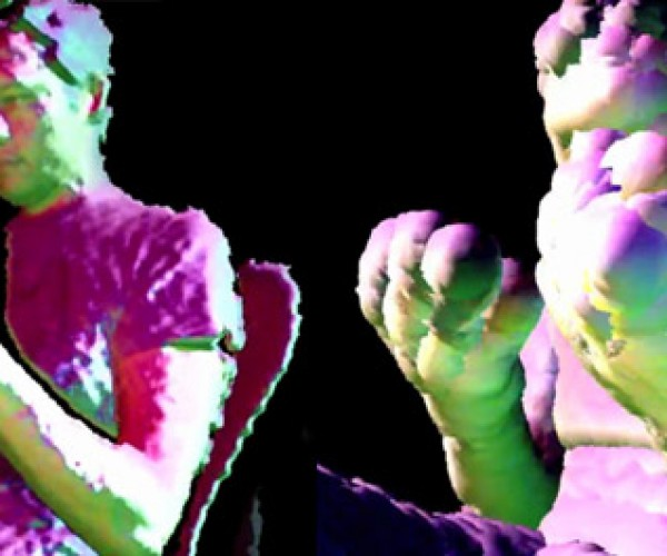 Kinect Hack Du Jour: Body Morphin'