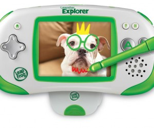Leapster Explorer Gets Cool Camera and Video Recorder