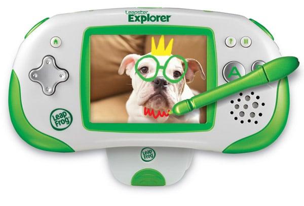 leapster explorer camera