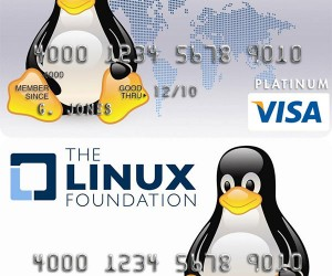 Linux Foundation Credit Card: Help Nerds Out Every Time You Shop