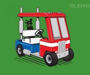 Minimus Prime T-Shirt: Autobots, Fore!