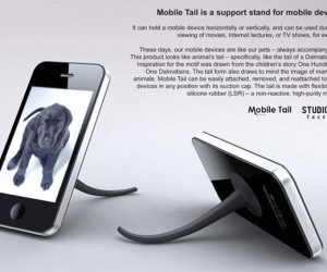 IPhone Grows a Tail With Mobile Tail Thingy