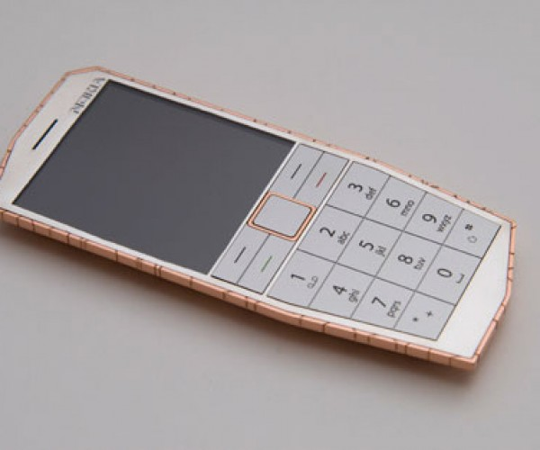 Nokia E-Cu Concept Phone Charges by Converting Heat to Electricity, Turns Feverish People Into Batteries