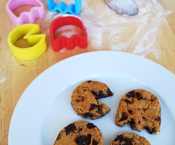 Pac-Man Cookie Cutters: Wakka Wakka Wakka Chomp