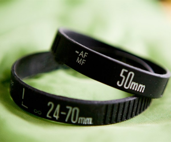 Lens Bracelet is the Perfect Photo Geek Wear