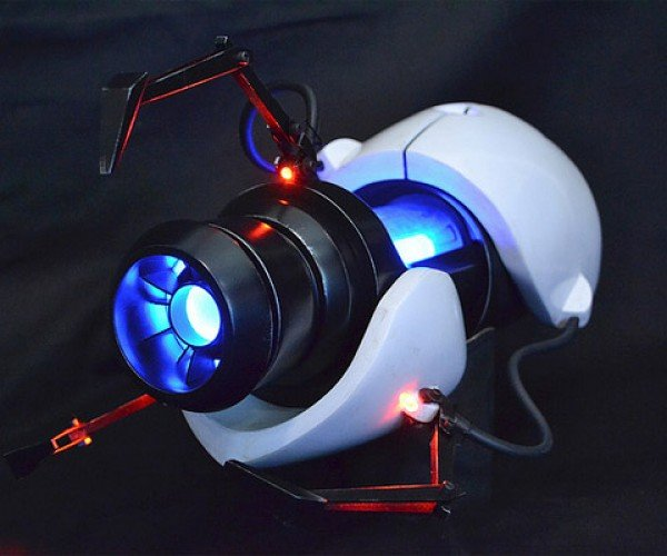 Portal Gun Replica is Definitely Not a Lie