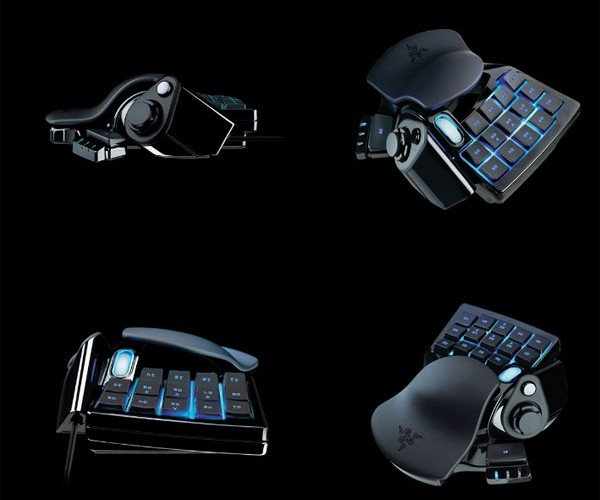 Razer and Belkin Team Up for Nostromo Gaming Keypad