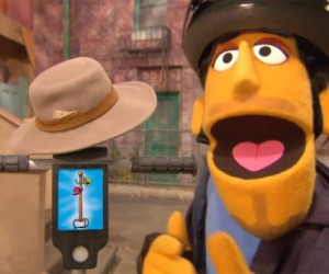 Sesame Street: There'S an App for That!