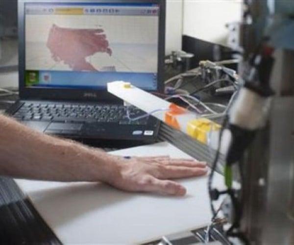 Researchers Develop Printer That Prints Skin