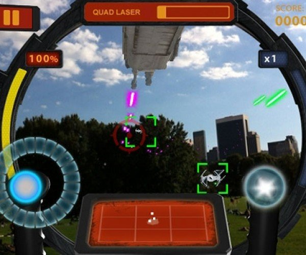 Star Wars Arcade Falcon Gunner: Augmented Reality Shooter