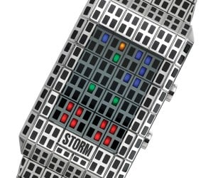 Storm Cosmo LED Watch: Who Says Only the Japanese Can Make Geeky Watches?