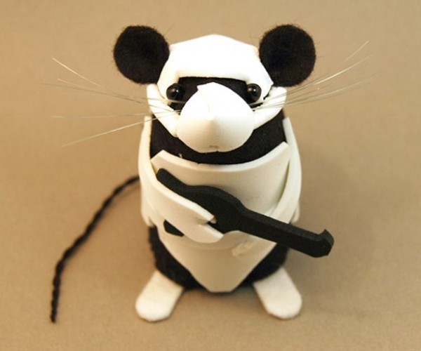 Geeky Mice: Way Cuter Than Ewoks