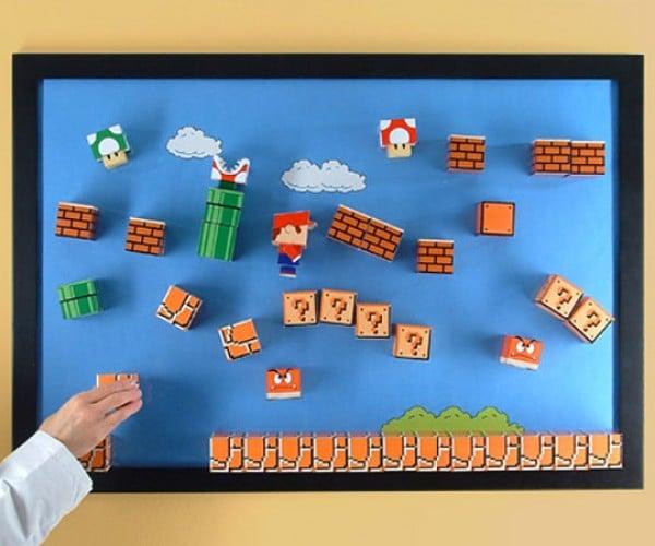 Super Mario Crafts Ideas