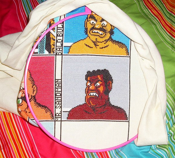 super punchout cross stitch 4