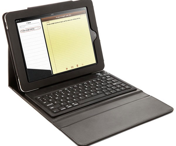 IPad Bluetooth Keyboard Case Lands at Thinkgeek