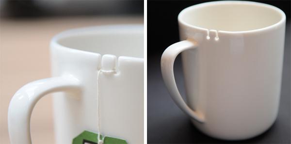 tie tea cup