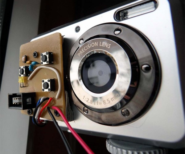 Hack Your Camera to Add Time-Lapse Functionality