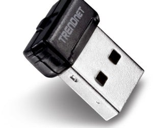 Trendnet Wireless n Adapter is Smaller Than a T-Rex'S Brain