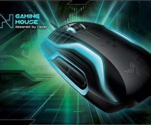 Razer Ships Epic TRON Gaming Mouse