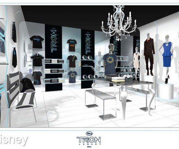 TRON Popup Shop to Sell All That TRON Stripper Gear and More