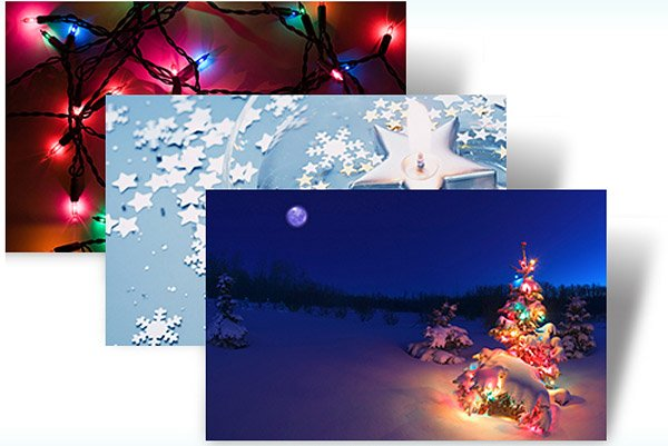 windows 7 holiday theme pack