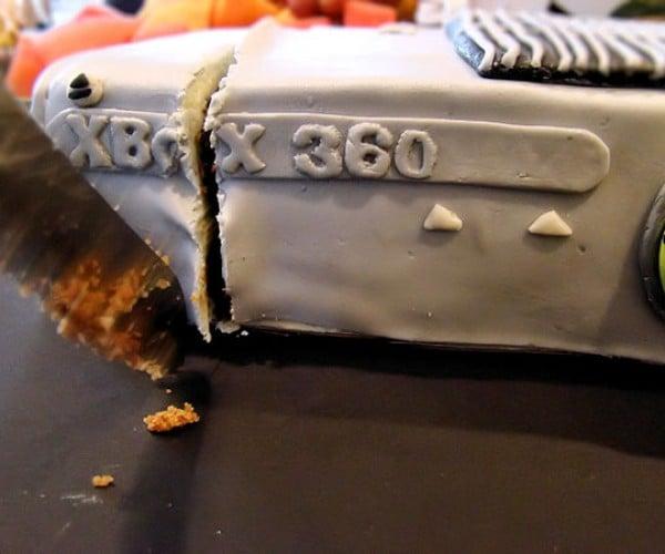 xbox 360 cake halo reach 5