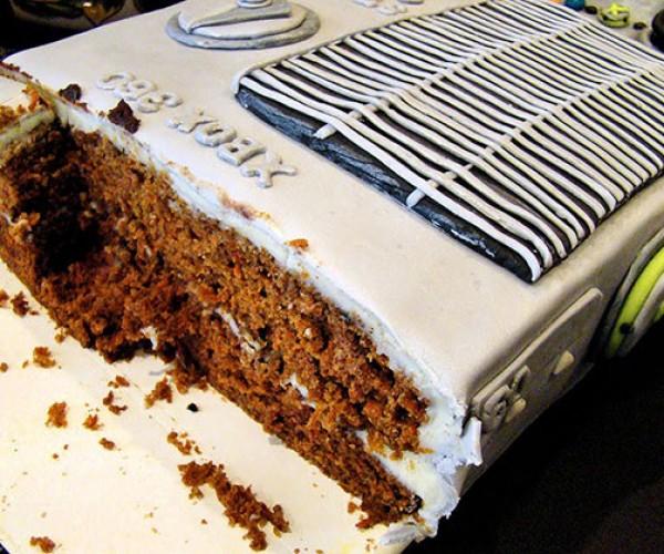xbox 360 cake halo reach 7