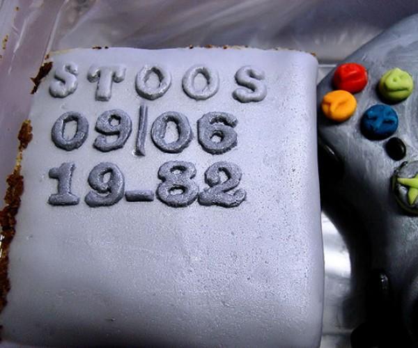 xbox 360 cake halo reach 8