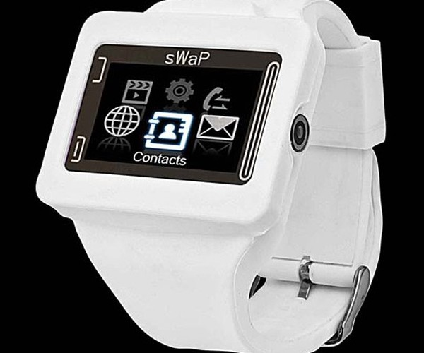 Swap Rebel Secret Agent Watch: the Touchscreen Phone Watch You'Ve Been Waiting for Your Whole Life?