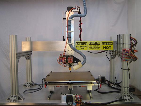 diy make 3d printer printing future