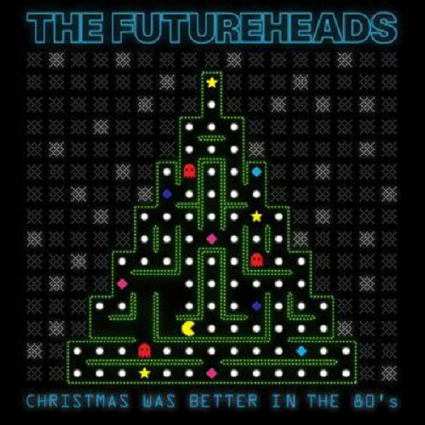 futureheads pac man christmas 80s