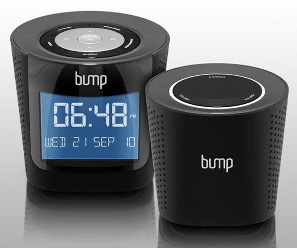 Aluratek Bump Speakers go Unwired