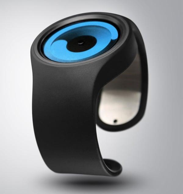 ziiiro gravity mercury watches digital