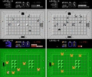 Legend of Zelda Prototype Surfaces: Easier to Play, But Just as Fun