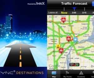 Ford Sync Destinations App: Sync your Ride with your Phone