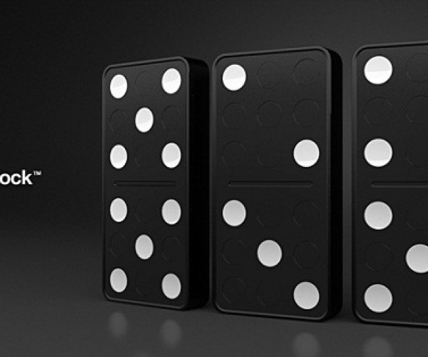 Domino Clock Just Makes Time Harder To Read