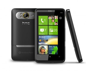 HTC HD7 (Windows Phone 7) Review